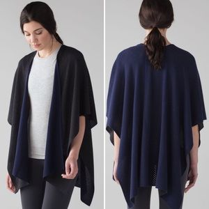 Lululemon Mandala Wrap Blanket Scarf
